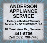 Anderson Appliance Service
